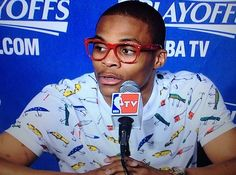 Russel Westbrook style