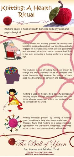 Knitting: A Health R