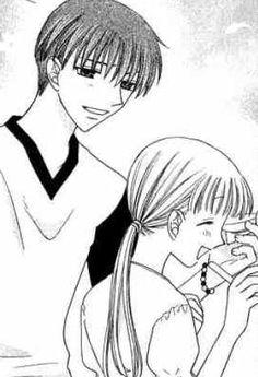 Kyo and Tohru :)