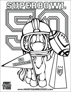 free superbowl 50 coloring page get out those crayons and celebrate the game http