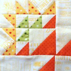 farmer's wife quilt block 42 fruit basket | Farmer's Wife Quilt-Along Block #42 - Fruit Basket by Ellie ...