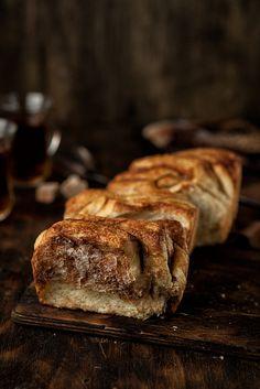 Great alternative to the famous Cinnamon rolls, Pull-Apart Cinnamon Brioche Bread Brioche Bread, Bread Bun, No Yeast Bread, Bread Baking, Brioche Recipe, Bakery Recipes, Bread Recipes, Brunch Recipes, Donuts