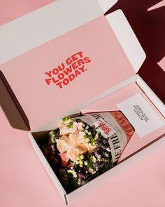 Packaging Box, Flower Packaging, Custom Packaging, Brand Packaging, Product Packaging, Packaging Design Inspiration, Graphic Design Inspiration, Brand Identity Design, Branding Design