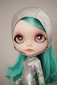 I LOVE this doll!