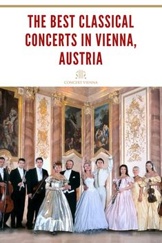 Attending a classical music concert is one of the best things to do in Vienna! Tap this pin to find out more about the best classical concerts in Vienna, Austria. Travel Around Europe, Places In Europe, Places To Travel, Travel Destinations, Visit Austria, Austria Travel, Vienna Austria, Amazing Places, Beautiful Places