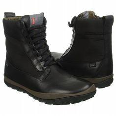 """CAMPER > """"Peu Pista"""" Mens Boot, Black"""