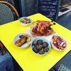 Gallina (rôtisserie & cocktail bar) // 37 quai de Valmy 75010
