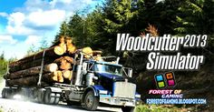 Free Download Woodcutter Simulator 2013 PC Game via Direct Links at ForestOfGaming.blogspot.com