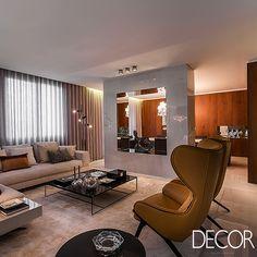 Obras de arte são destaques em projeto de interiores em Beirut. Leia mais: http://revistadecor.com.br/index.php?ppant=&pp=galeria&cc=5092