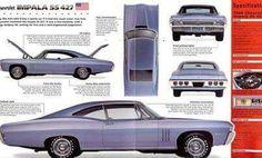 '68 Impala SS427