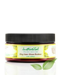 Dry Hair Shea Butter - Natural 3x - Butters Rx Therapy One butter is good, but 3 natural and organic butters are even better to give you the hair that you are craving. It will melt into your hair absorbing quickly to instantly soften, smooth and condition extra dry, damaged strands.