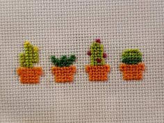 Plant Cross stitch (frame included) crochet projects for kids to make Plant Cross stitch (frame included) Celtic Cross Stitch, Small Cross Stitch, Cross Stitch Heart, Cross Stitch Borders, Cross Stitch Designs, Cross Stitching, Cross Stitch Patterns, Cat Cross Stitches, Cute Embroidery