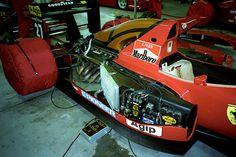 045 · 1998 · Motopark Oschersleben · Ferrari Days · Ferrari F92A