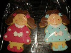 galletas de galletas en fondant