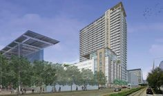 3300 Main....A mixed use development by PM Realty Group and AECOM Capital in Midtown Houston.  3300 Main will feature 336 residential units, 14,390 sq ft of retail space.