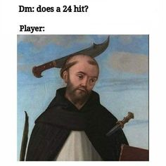 Dungeons & Dragons Memes For The True Heads