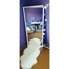 #room #mirror #cottonballs #ikea #jysk #roomdecor