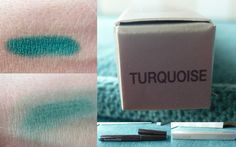 emerald eyeliner: Laura Mercier Caviar Stick Eye Colour Turquoise