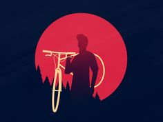 Bike dude