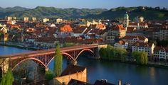 Quintessential old told bridge in Slovenia.