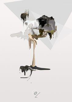 Philipp Zurmohle oozing landscapes