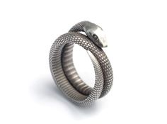 michael mueller: snake ring #fk #fashionkiosk #jewellery