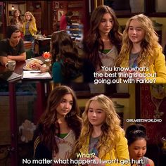 Girl Meets Dirty One shots