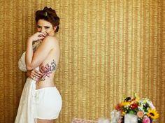 Ideias emocionantes para as fotos do making off da noiva