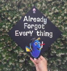 Decorating your cap for graduation is becoming a tradition for many college students. Here are 30 of the best funny graduation cap ideas! Funny Graduation Caps, Graduation Cap Designs, Graduation Cap Decoration, Graduation Diy, High School Graduation, Graduation Pictures, Graduate School, Funny Grad Cap Ideas, Disney Graduation Cap