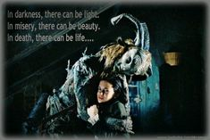Love pan's labyrinth and this saying perhaps a tattoo one day with the faun he's my favorite character