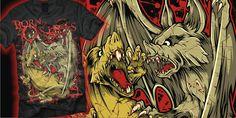 """""""SWEET AS REVENGE"""" t-shirt design by everybodylovesirine"""