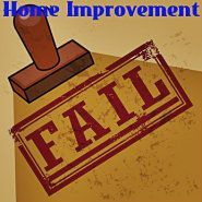 Home Improvement Mistakes