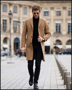39 Inspiring Mens Street Style Outfit Ideas To Keep Style This Winter Winter Outfits Men, Stylish Mens Outfits, Outfit Winter, Casual Winter, Mens Winter, Winter Wear For Men, Casual Outfits, Simple Outfits, Work Outfits