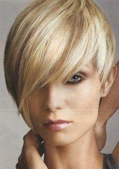 blonde, short, hair idea