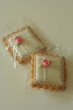Pink Rose Cookies | kururu705 | Flickr