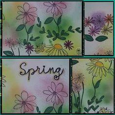 L'AUCA DE L'ANNA: Art journal: Spring