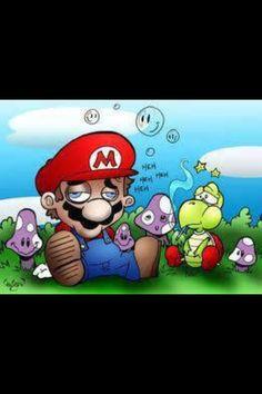Mario party*