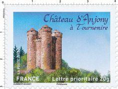 2012 - Château d'Anjony à Tournemire