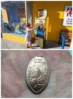 Pressed pennies are the cheapest souvenirs available at Universal Studios 33 Insider Tips For Taking Your Kids To Universal Studios Hollywood Have A Great Vacation, Great Vacations, Disney Vacations, Disney Trips, Disney Snacks, Vacation Destinations, Vacation Ideas, Family Vacations, Disney Cruise