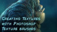 In this episode, Aaron shows you his method for creating textured skin surfaces in his character and concept digital art. He will take you through using text...