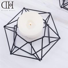 Look at these good dh geometry metal candle holder bars decoration candlestick wedding gold candelabra tea light holder wrought iron candle holder in wang_xing 's shop and you will definitely find the exact big candle holders, big glass candle holders and black and white candle holders you want to buy. Don't hesitate to buy some.
