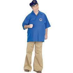 Skipper (Gilligan's Island) Men's Costume