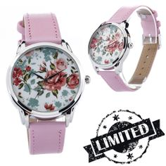 ZIZ Watch Limited Collection, Watches Online, Spring, Summer, Accessories, Floral, Summer Time, Flowers, Flower
