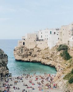 Pin By Wilma Voigt On POLIGNANO Pinterest - Restaurant built inside a cave in italy offers beautiful views as you dine