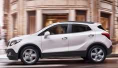 Mokka, New Small SUV by Opel #opel #cars