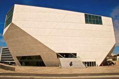 Casa da Musica, Portugal - CB2/ZOB/Newscom/WENN