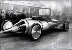 Lost Archives: 1941 Bugatti Type 74 - Nikita Bridan