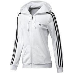 adidas sweater womens white