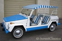 """New fav car and this is the cutest one I have found. its name is the """"Thing"""""""