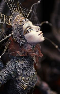 Fantasy | Whimsical | Strange | Mythical | Creative | Creatures | Dolls | Sculptures | ☥ |